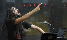 Bassnectar performs during the 2012 Electric Forest Festival at Double JJ Ranch in Rothbury, Michigan on July 1st, 2012.