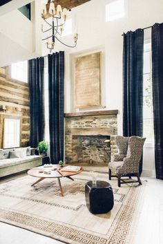 Modernized historic farmhouse in Virginia: Snowy Owl Farm
