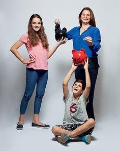 Como ensinar as crianças a lidar com dinheiro (Foto: Rogério Cassimiro/ÉPOCA) - http://epoca.globo.com/vida/vida-util/dinheiro/noticia/2014/12/como-ensinar-criancas-blidar-com-dinheirob.html