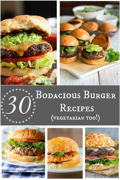30 Bodacious Burger