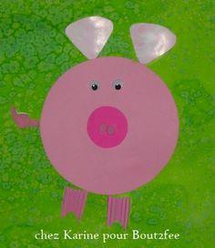 cochon rond