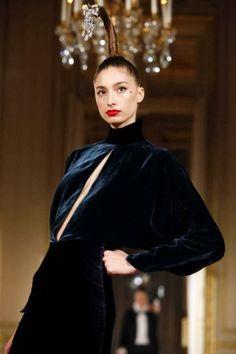 Alexis Mabille Couture via http://nowfashion.com