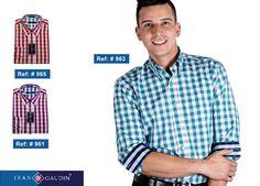 Conoce nuestra nueva colección de camisas casuales: perfectas para toda ocasión, diseño y calidad. #Manizales #ModaMasculina #Estilo #Hombres #Camisas #Fashion #style #tiendaonline #Colombia