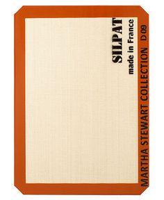 """Martha Stewart Collection Baking Silpat, 11.6"""" x 16.5"""" - Bakeware - Kitchen - Macy's"""