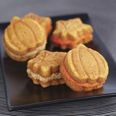 Pumpkin Spice Whoopie Pies | from Wilton