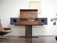 Symbol Audio Modern Record Console.