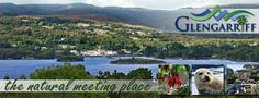 We liked Glengariff very well on the ring of Beara Peninsula