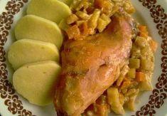 Králík v zelenině s hořčicí Cabbage, Turkey, Chicken, Meat, Vegetables, Cooking, Turkey Country, Cabbages, Vegetable Recipes