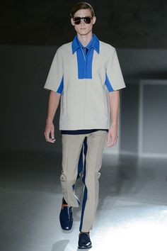 Prada...the pants! most wearable colors, but....