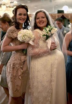 Blair and Dorota. OMG I'm on the episode where they find out dorota is pregnant! Ahhh