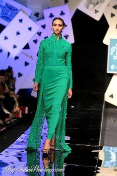 Pankaj & Nidhi Wills Lifestyle India Fashion Week 2014 - Cocktail Wear - Bigindianwedding Cocktail Wear, Cocktail Gowns, House Of Card, India Fashion Week, Fashion Show, Wills Lifestyle, Lifestyle Fashion, Indian Couture, High End Fashion