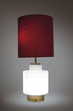 """STILNOVO Una lampada da tavolo """"8055"""", anni : Lot 3095"""