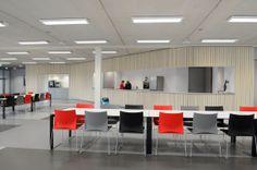 Venco Campus. Gebruikte materialen: Duropal en Thermopal.