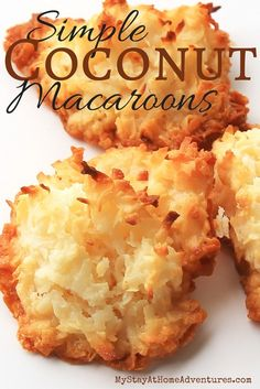 Besitos de Coco or Coconut Macaroons were my old time favorites ever. This simple and delicious treat brings back memories of my childhood in Puerto Rico. Though there are many ways to create this delicious treat, in our family we stick to the simple recipe. You can find Puerto Rican Coconut kisses with more ingredient …