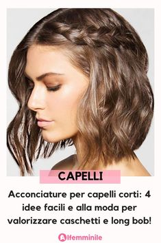 313 Best Acconciature Capelli Raccolti Onde Images In