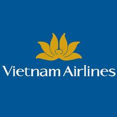 Vietnam Airlines Logo Corporate Identity Design, Visual Identity, Vietnam Airlines, Airline Logo, One Logo, Design Logo, Business Flyer Templates, Aircraft Pictures, Logo Sticker