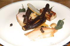 Cafe Sillon in Lyon - Der Fleischgang