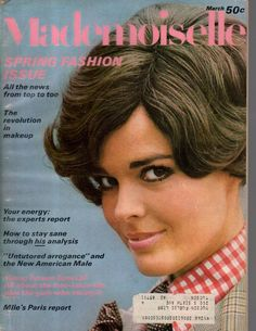 March 1968 cover with Ali Macgraw