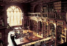 Goodreads | Blog Post: 6 Reasons to Add the Bodleian Library to Your Book Bucket List