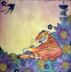 Mary Alayne Thomas - The Garden Cat