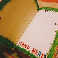Wreck This Journal (WTJ).standhere.