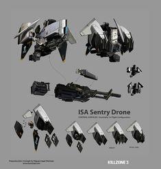 killzone 3 drone bymonje