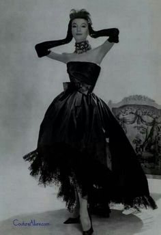 YSL  for Dior 1959