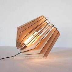Van Tjalle en Jasper Laser-cut lampshades   Hello Frankie Store
