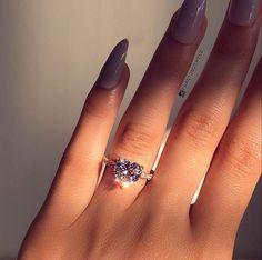 Rose Gold Jasmin Serendipity Sterling Silver Ring – Phantom Jewels
