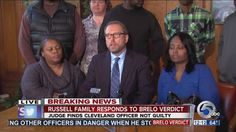 Family of Timothy Russell responds to Michael Brelo verdict