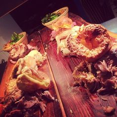 The mighty board at the Electrik | 21 Things Everyone Needs To Eat In Manchester