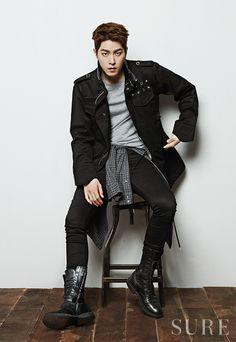 'We Got Married' Star Hong Jong Hyun Tells Sure Magazine He Originally Wanted To Be A Veterinarian Lee Jin Wook, Choi Jin Hyuk, Choi Seung Hyun, Lee Jong Suk, Hong Jong Hyun, Jung Hyun, Sung Joon, Lee Joon, Korean Wave