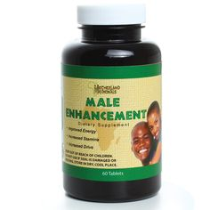 Male Enhancement, Foreal African Designs Improved Energy Increased Stamina Increased Drive Suggested Use: As a dietary supplement, take one tablet twice a day. For best results, take 20-30 min before a meal with an 8 oz. glass of water or as directed by your physician. For adults only. $19.90