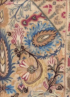 19th CENTURY GREEK EMBROIDERY FROM EPIRUS - Yorke Antique Textiles