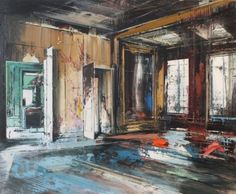 The Yellow Chaise - John Monks