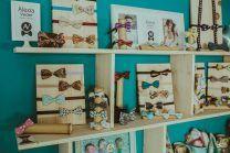 Pajaritas de Alexia Veder en El Piso de Letrán  #pajaritas #shopping #moda #artesania