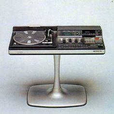 Vintage audio system collection - 1001 Hi-Fi Hi Fi System, Audio System, Radios, 1970s Decor, Hifi Audio, Hifi Stereo, Retro Kids, Cassette Recorder, Sound & Vision