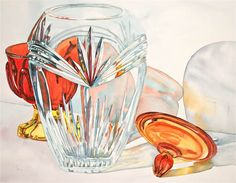 Art Gallery of Joyce Faulknor Watercolor Paintings