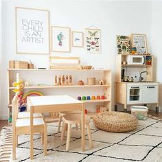 Not sure what to do with a spare room in your home? Transform the space into the ultimate kids playroom! From indoor swings and cool forts to ball pits and reading nooks, check out these 21 kids playroom ideas!