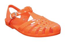 Kali Footwear Women's Angel-Low Fisherman T-Strap Jelly Flat Sandals -- You can get more details by clicking on the image.