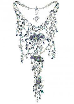 Chopard Collar UN ESPECTACULAR COLLAR DE PECES // definitivamente products I love.