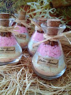 Sais de Banho Santa Semente - produto artesanal