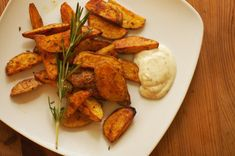 Country Potatoes   Rezept