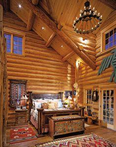 rustic bedroom long island new york