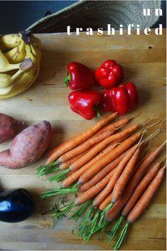 My zero waste food shopping routine - untrashified