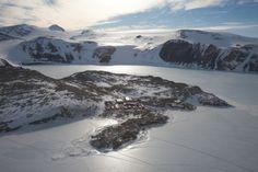 La Stazione Mario Zucchelli in Antartide.