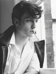 Aaron Johnson, yes please