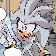 Silver The Hedgehog, Sonic The Hedgehog, Sonic And Shadow, Anime Furry, Sonic Art, Comic Styles, I Icon, Infinite, Naruto