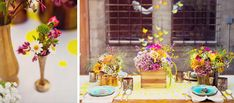 More from Enjoy Events Co. hippie wedding inspiration by San Francisco wedding photographer, Tinywater Photography