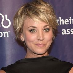 Say goodbye to Kaley Cuoco's blonde 'do!